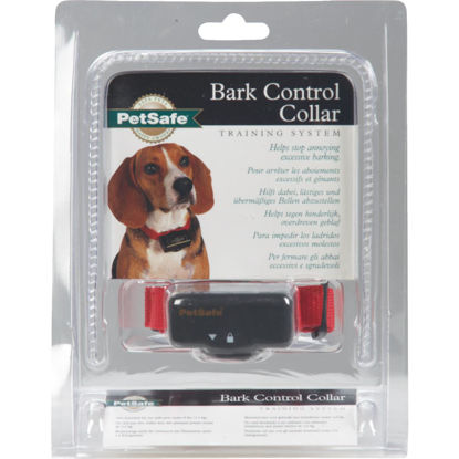 Picture of Petsafe 6V Red Bark Control Collar