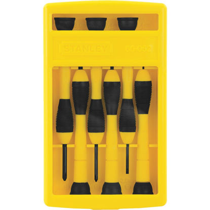 Picture of Stanley Precision Screwdriver Set (6-Piece)