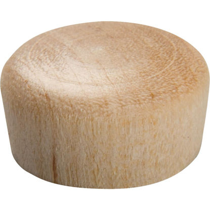 Picture of Do It Birch 3/8 In. Round Head Plug (18 Ct.)